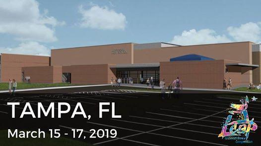 Leap - Tampa FL 2019