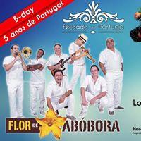Aniversrio 5 anos Bar do Portugus - Flor de Abbora