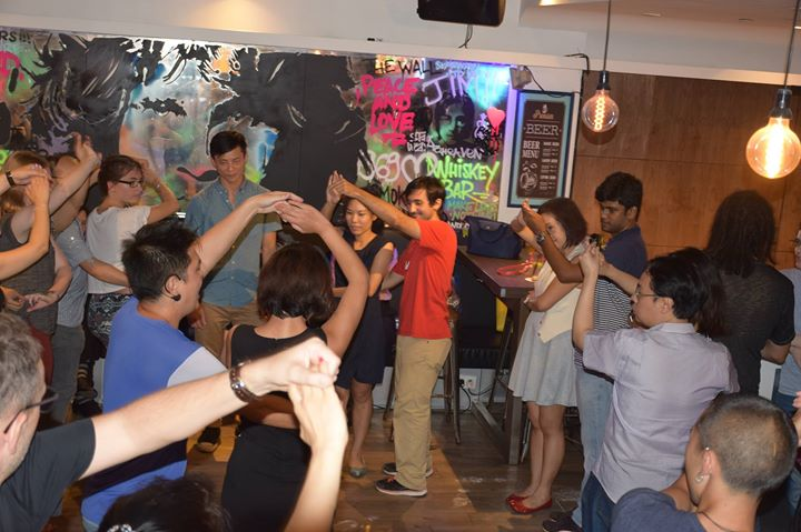 SALSA Fever ENTRY Free With Salsa Lesson & Party Till Very Late