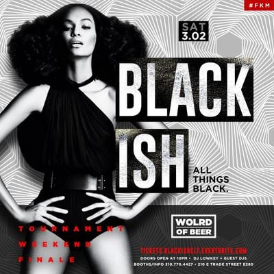 BLACKISH A Celebration Of All Things Black