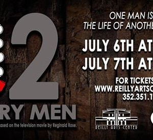 12 Angry Men Live on Stage