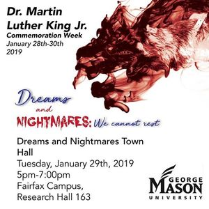 Dreams and Nightmares Town Hall