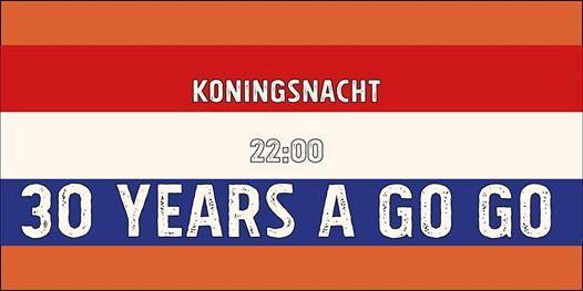 Live  30 years a Go Go