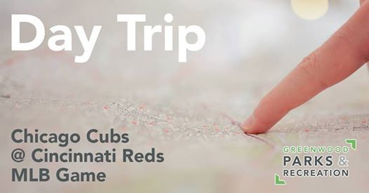 Chicago Cubs Cincinnati Reds MLB Game