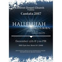 Christmas Cantata - Hallelujah Jesus is Born