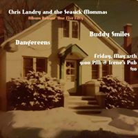 Album release show for Chris Landry and the Seasick Mommas