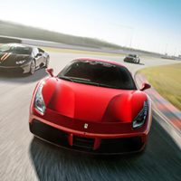 Drive exotic cars on track in Toronto Canada