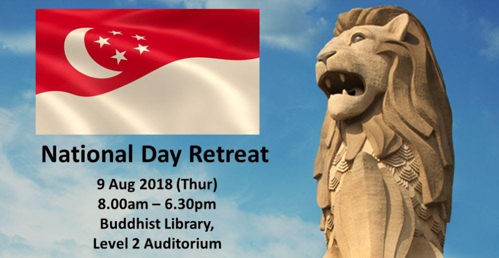 National Day Retreat 2018