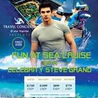 LGBT &amp Friends Steve Grand Fan Cruise