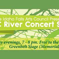 EIRMC River Concert Series - 40 Somethin Band