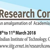Research Conclave 2018