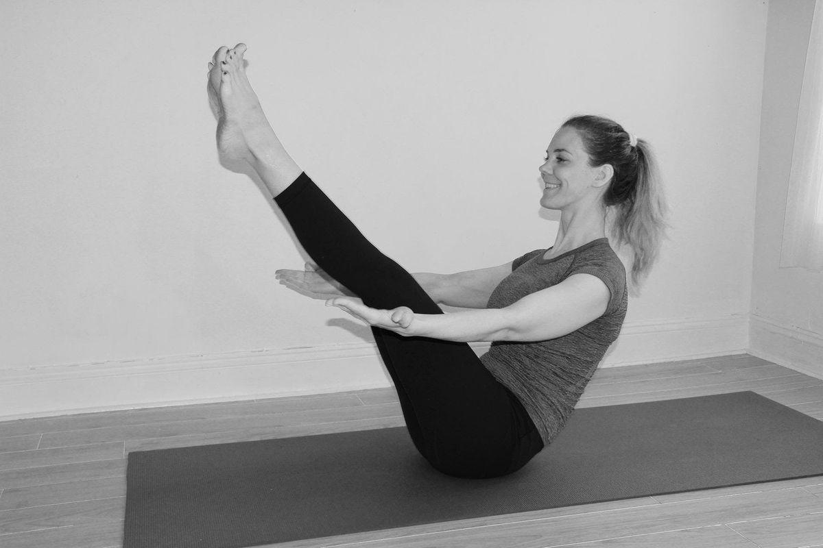 Pilates - Term 4 - Term Pass (8 weeks)