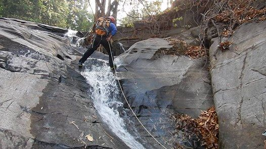 Canyoneering - Staircase Canyon