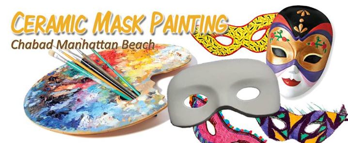 Ceramic Mask Painting & Designing