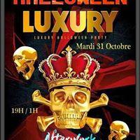 Halloween Party Mardi 31 Octobre