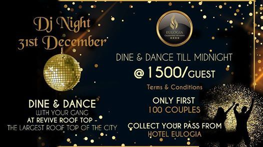 Dine and Dance Till Midnight