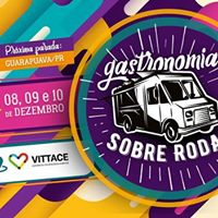 Gastronomia Sobre Rodas - Turn Food Truck - Guarapuava