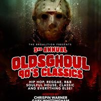 The Broalition Presents Oldsghoul Halloween