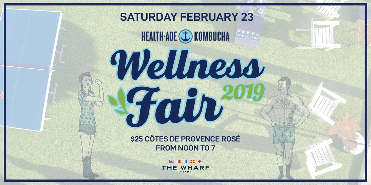 Wellness Fair 2019 by Health-Ade  Kombucha