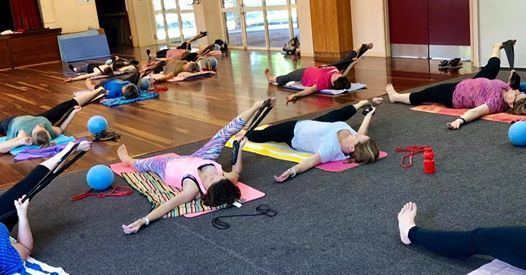 1hr Stretching Class