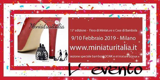 Miniaturitalia Official 2019