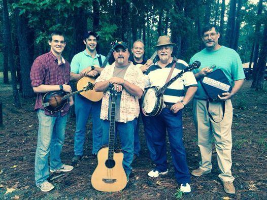 Live Music with Cricket Ridge Bluegrass