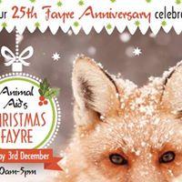 Animal Aids Christmas Fayre