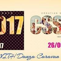 Summer Sensual Days &amp Croatian Summer Salsa Festival 2017