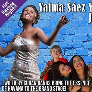 Yaima Sez Y Su Grupo and Jane Bunnett &amp Maqueque - Mississauga