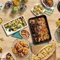 Easter Fiesta Potluck lunch