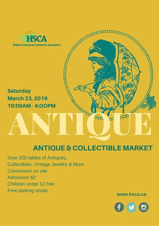 Antique & Collectible Market