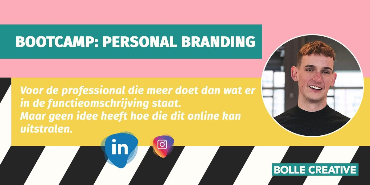 Bootcamp Personal Branding