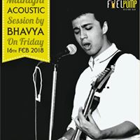 Midnights Accoustic Session With Bhavya