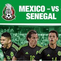 Mexico vs Senegal 2-10-16 with PVA