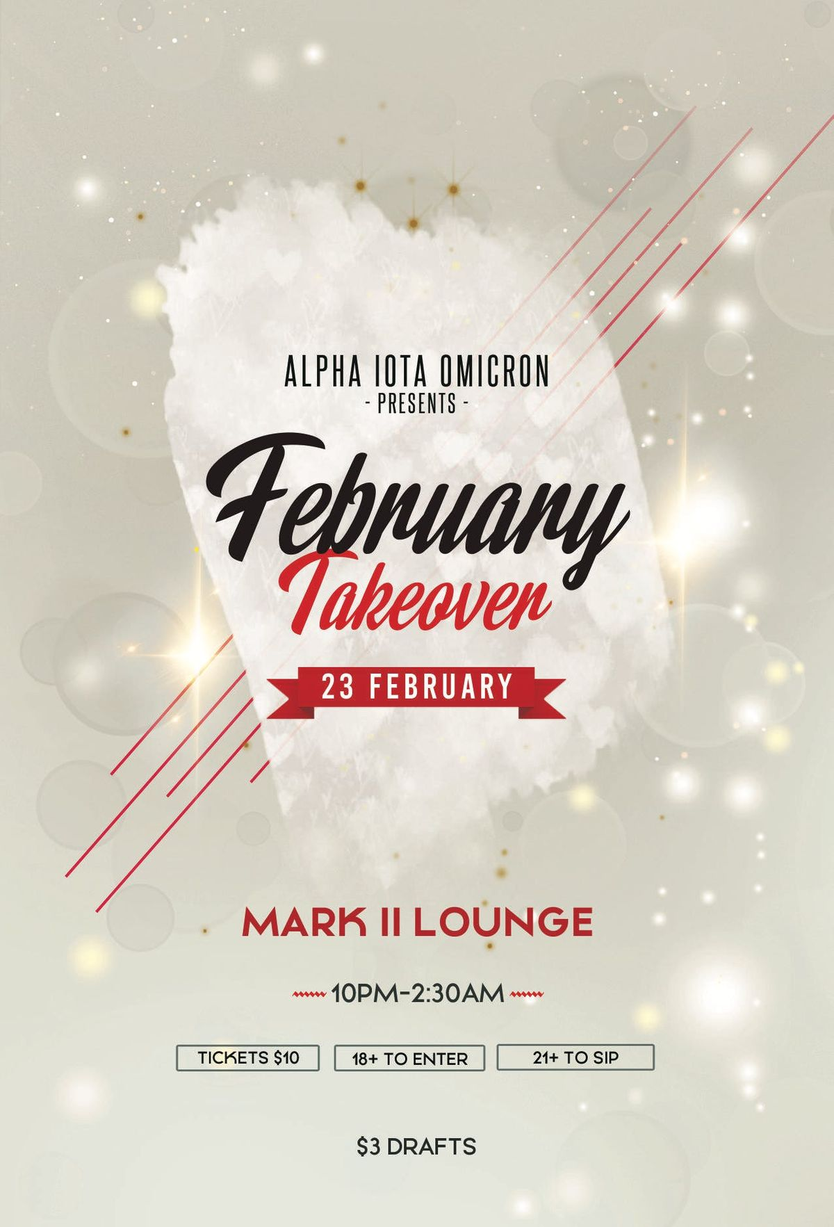 AIO Chicago Presents The Takeover