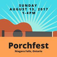 Porchfest 2017