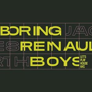 DJ Boring Jacques Renault Earth Boys (live) Lovers DJ Voices
