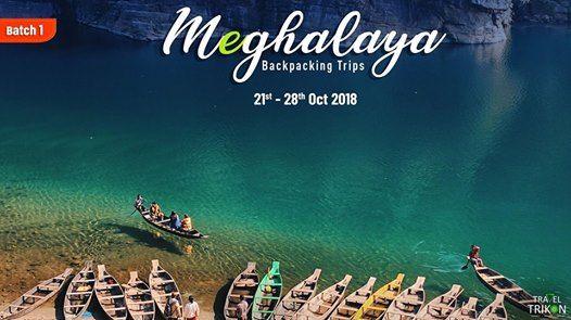 Trikon 948 Meghalaya Backpacking Trip
