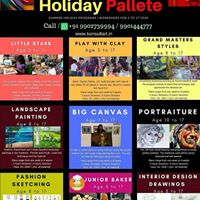 Holiday Pallette