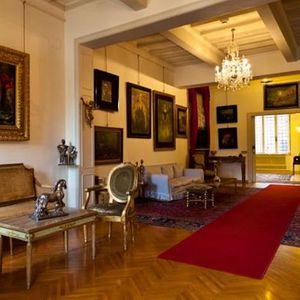 Roma Sparita La casa museo di Giorgio de Chirico