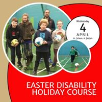 Disability Holiday Course
