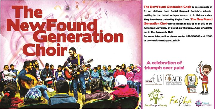 The NewFound Generation Choir