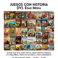 Juegos con Historia. Edad Media