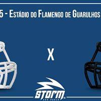 So Paulo Storm x Corinthians Steamrollers - SPFL