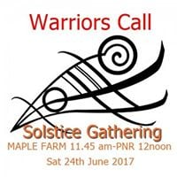 Warriors Call Summer Solstice Ceremony &amp Gathering