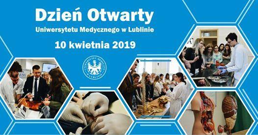 Dzie Otwarty Uniwersytetu Medycznego w Lublinie 2019
