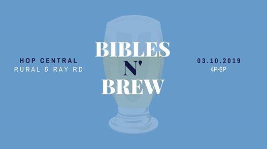 Bibles N Brew