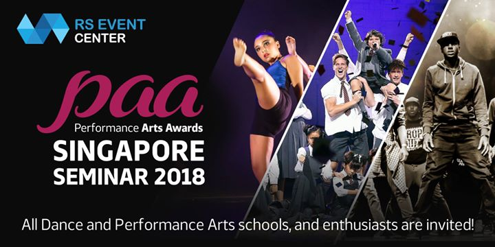 Performance Arts Awards Seminar 2018