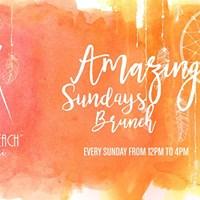 Every Sunday Amazing Sundays Brunch
