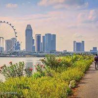 Caminando por Singapur